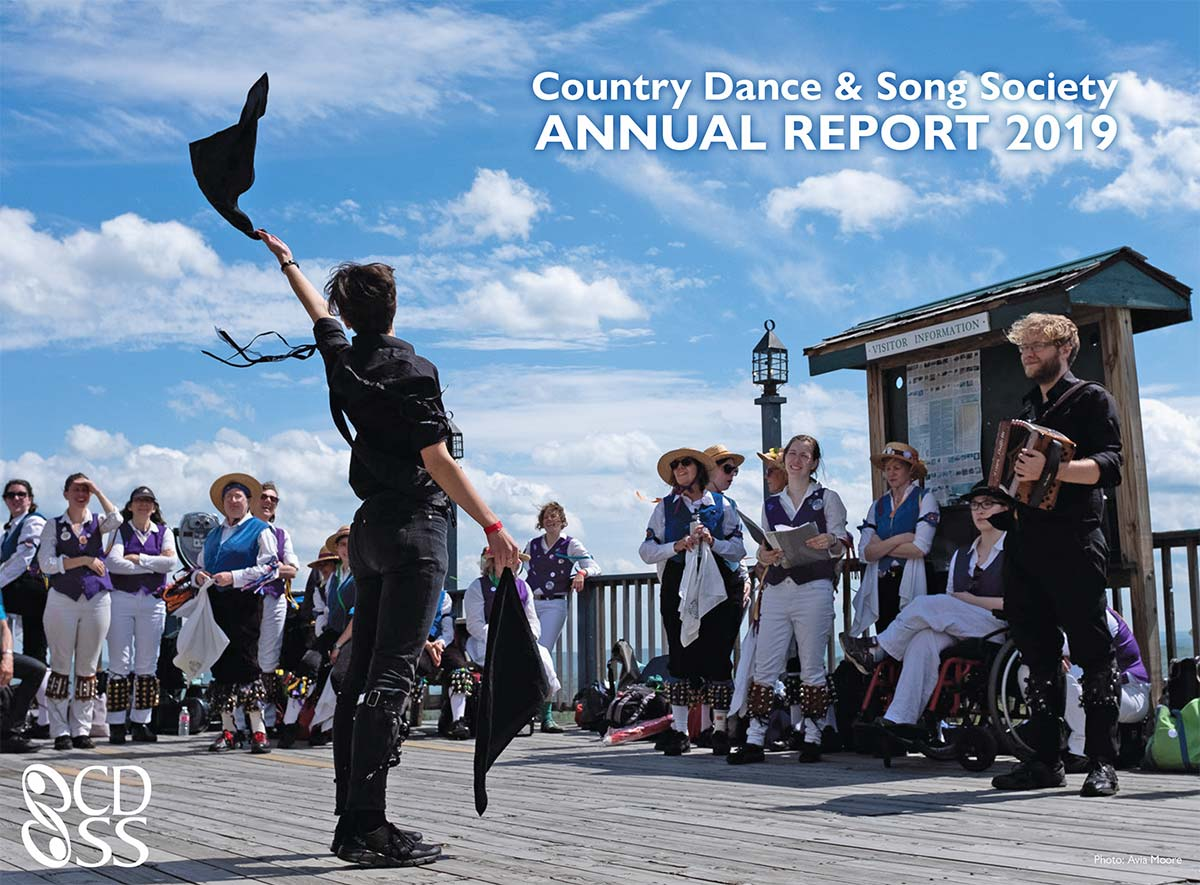CDSS 2019 Annual Report cover