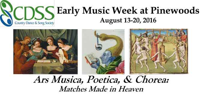 Early Music Week at Pinewoods