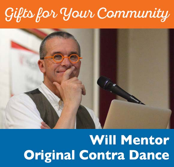 Will Mentor - Original Contra Dance