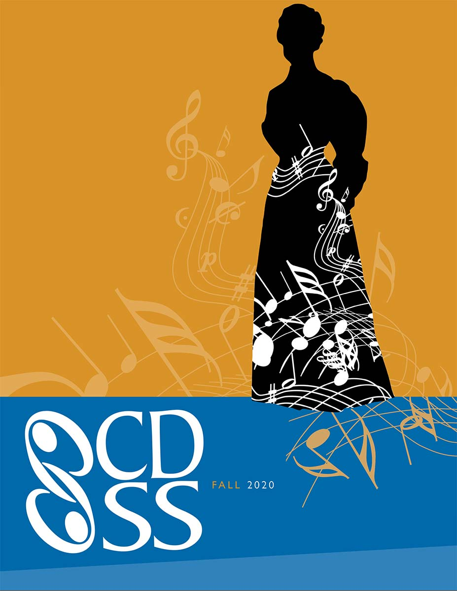 CDSS News Fall 2020 Cover