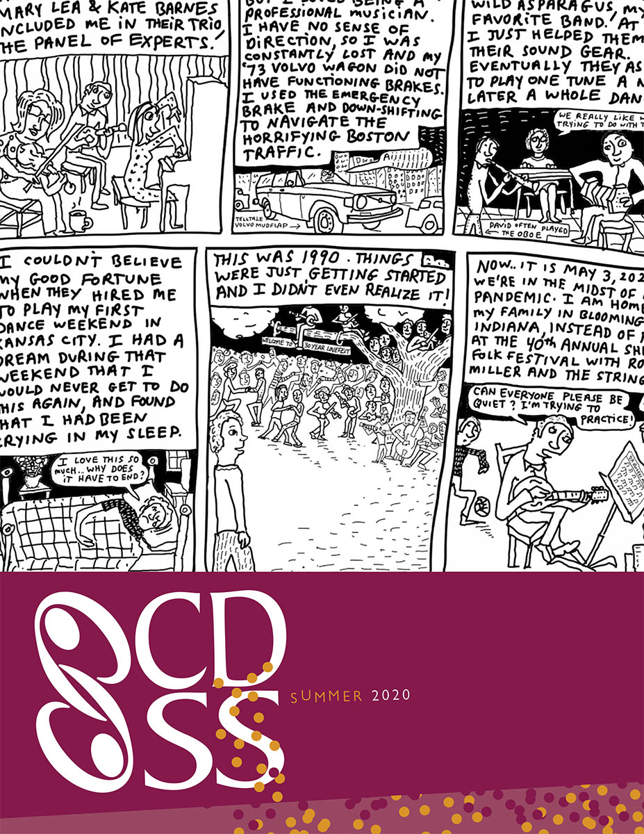 CDSS News, Summer 2020
