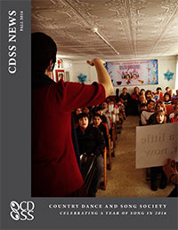 CDSS News Fall 2016 cover
