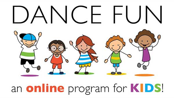 Dance Fun: An Online Program for Kids