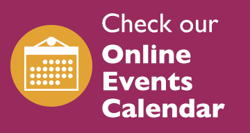Check Our Online Events Calendar