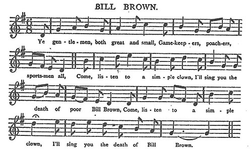 Bill Brown Tune