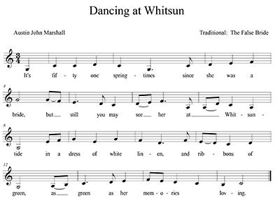 dancing at whitsun sm